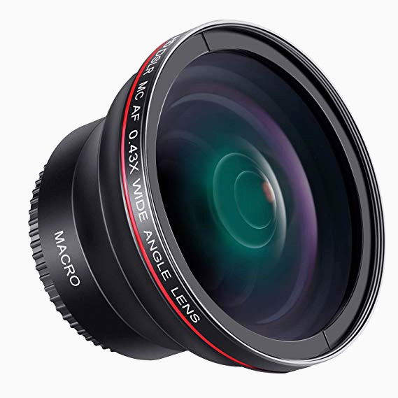 Changement Adresse Caf formulaire Neewer 52 Mm 0 43 X Hd Objectif Grand Qngle Avec Macro Close Up