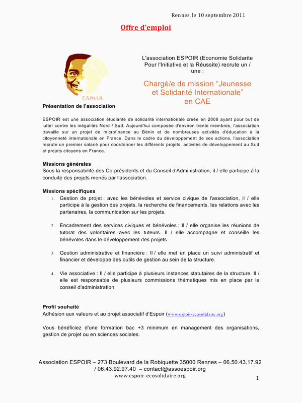 Exemple De Lettre De Motivation Service Civique 66 Nouveau Collection De Lettre De Motivation Pour Un Service