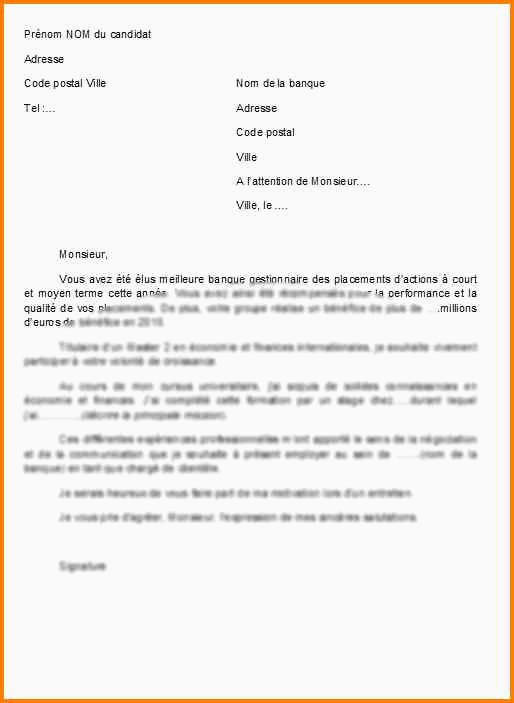 Exemple Lettre De Motivation Preparateur De Commande 26 Modele De Lettre De Motivation Preparateur De Mande