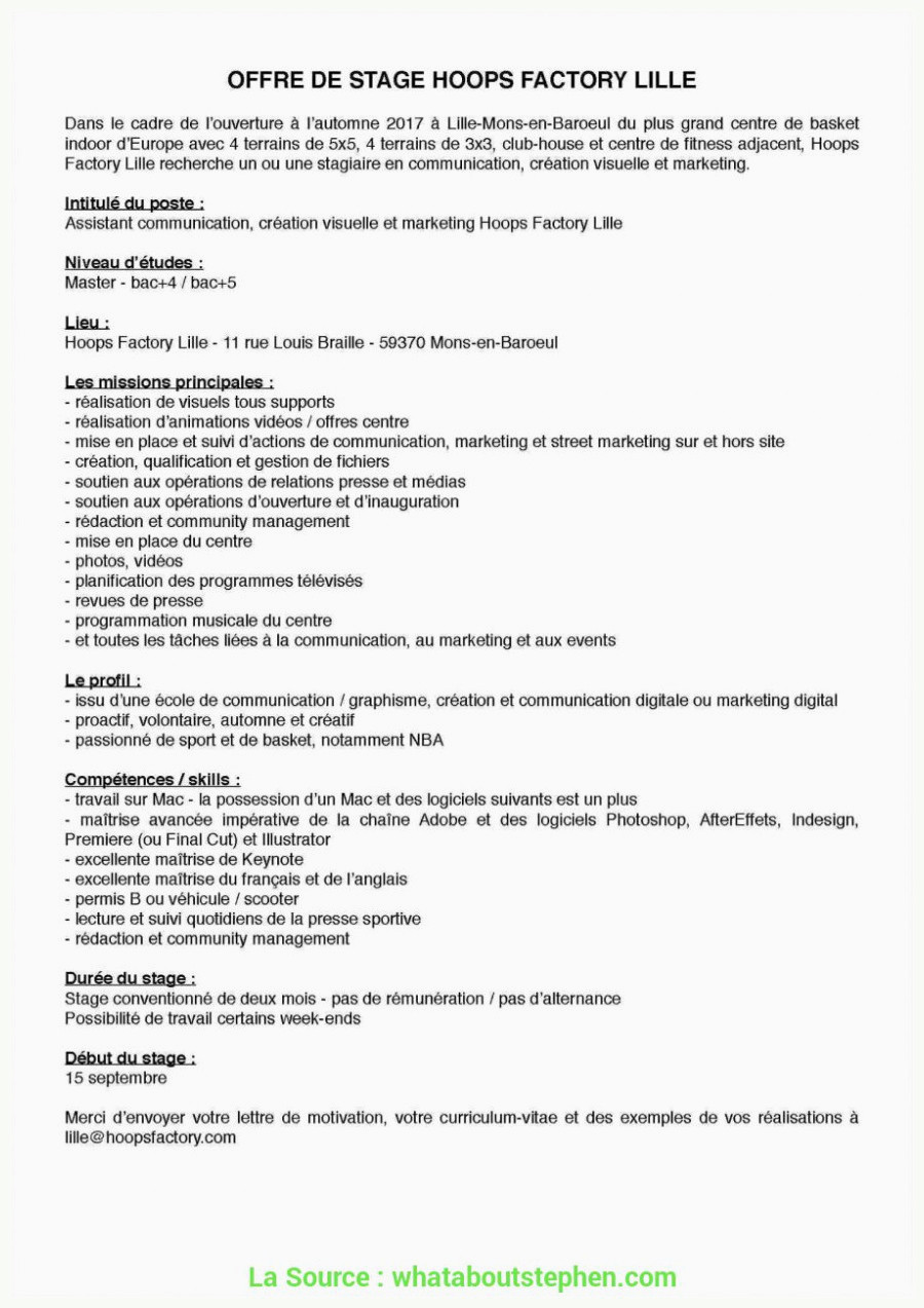 Faire Un Cv Sur Mac 14 Lettre De Motivation Licence 3