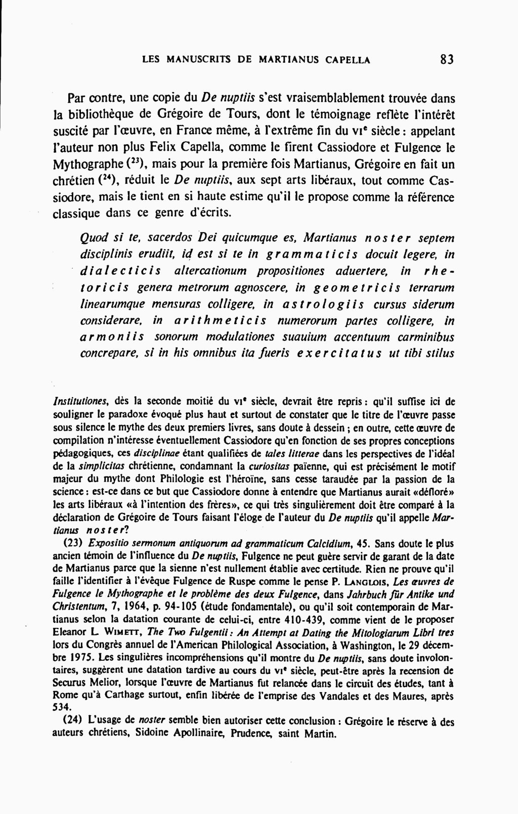 "Introduction Lettre De Motivation Spontanée Collection Latomus Volume 158 Lettres Latines Du Moyen ""ge Et De La"