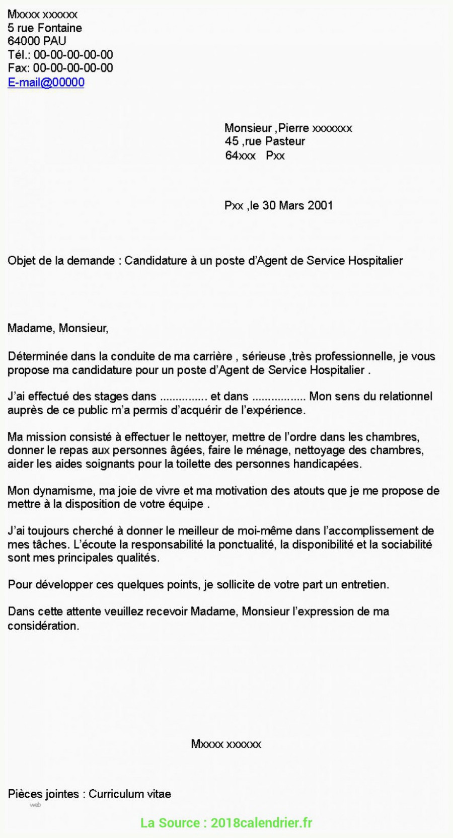 Lettre De Motivation Agent Administratif Mairie Simple Lettre De Motivation Pour Le Poste D Agent Administratif 56