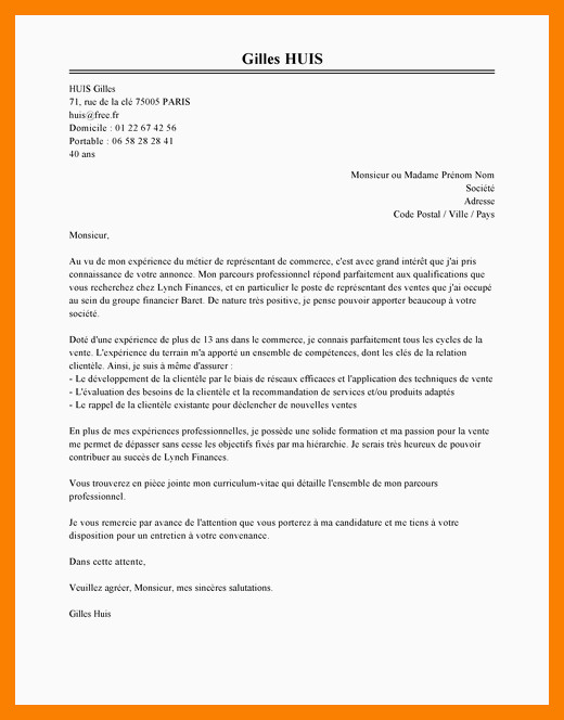 Lettre De Motivation Agent De Production Avec Experience 13 Lettre Motivation Agent De Production Sans Experience