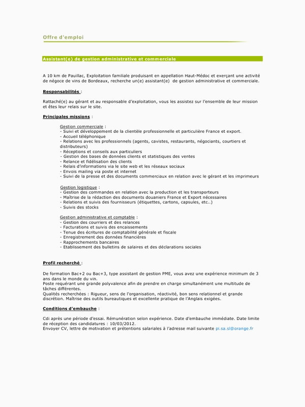Lettre De Motivation Agent De Production Avec Experience 14 Lettre De Motivation assistante Familiale