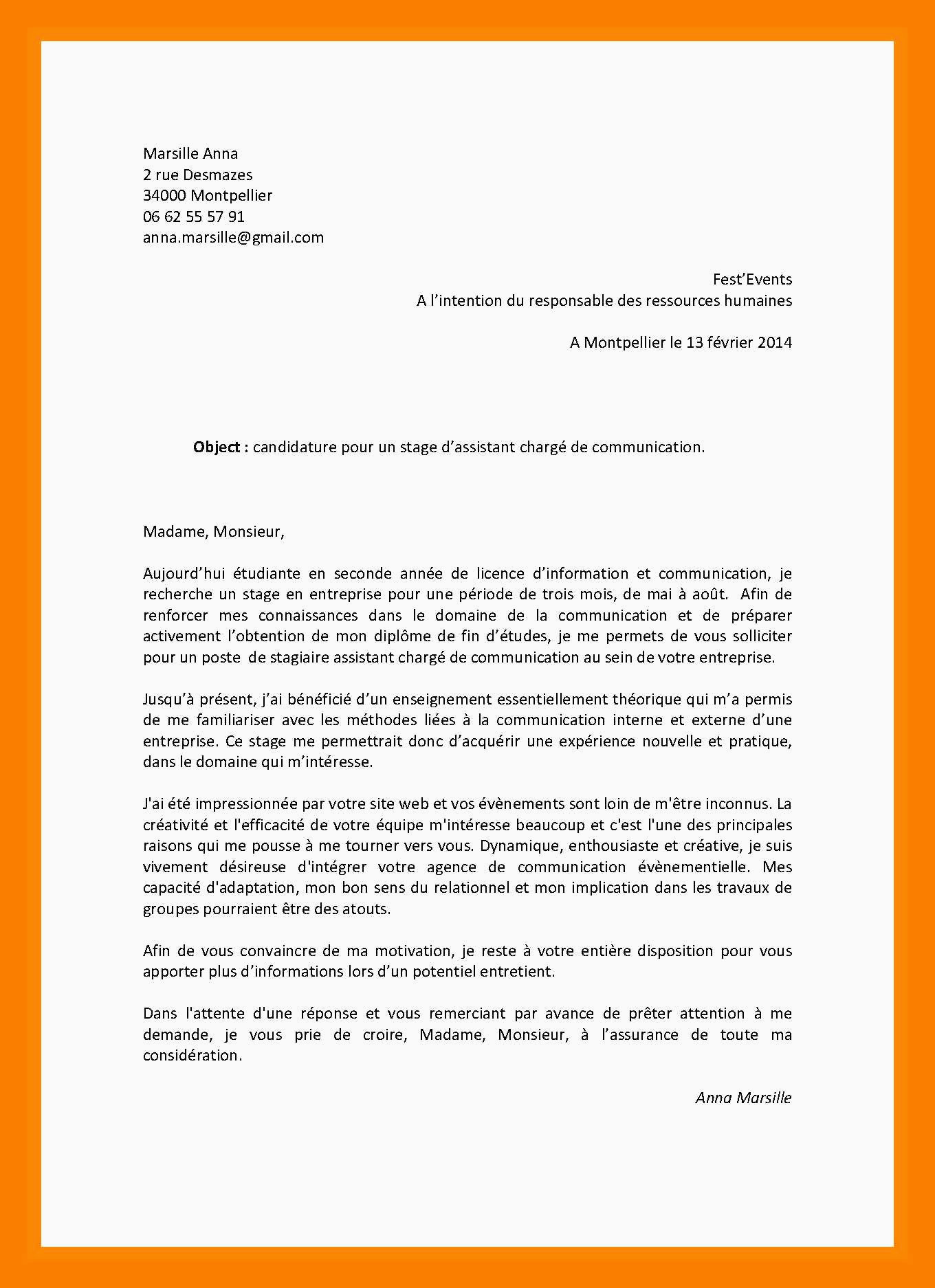 Lettre De Motivation Agent De Production Avec Experience 14 Lettre De Motivation Reconversion assistant Ressources Humaine