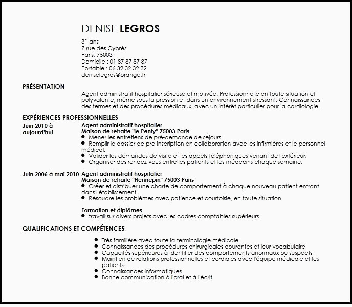 Lettre De Motivation Agent De Production Avec Experience Modele De Cv Dentreprise Xperience M A Curriculum Vitae Exemple De