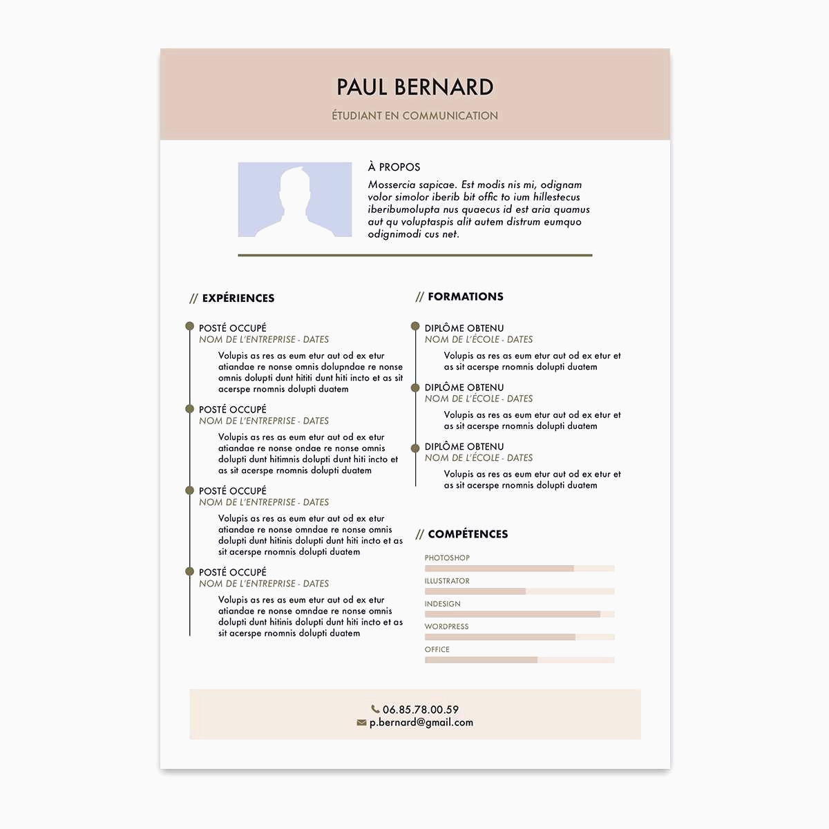 Lettre De Motivation Amp Bilan Cv Cardiaque Simple Lettre De Motivation formation Ambulancier
