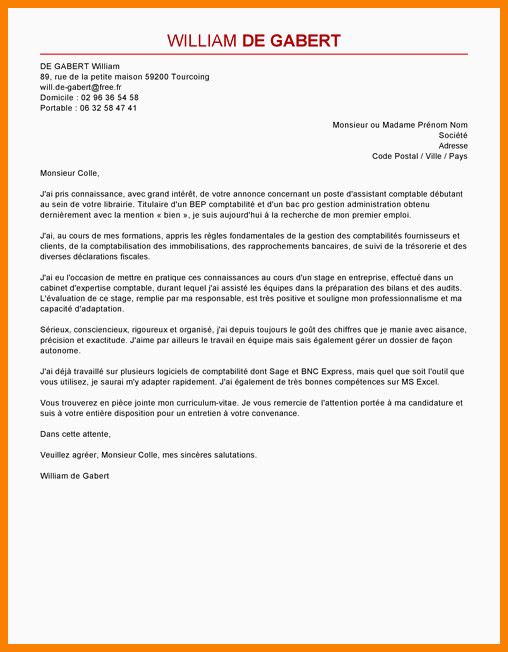 Lettre De Motivation assistant Education 13 Lettre De Motivation assistant Ptable