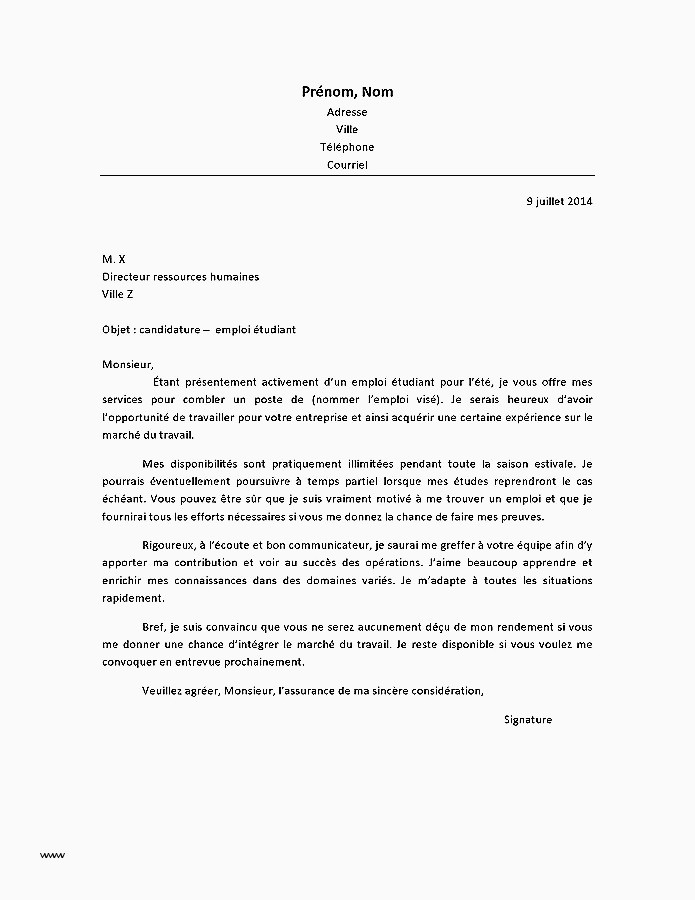 Lettre De Motivation assistant Education 20 Lettre De Motivation Sport Etude