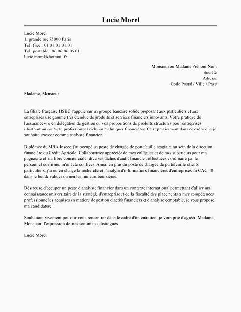 Lettre motivation assistant education