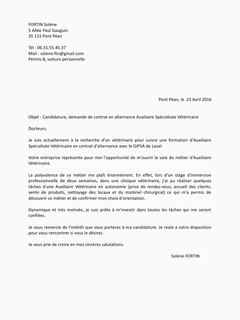 Lettre De Motivation Auxiliaire Puericulture Lettre De Motivation Ambulancier formation