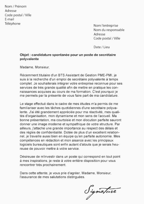 Lettre De Motivation Bts assistant De Gestion Lettre Motivation formation Secretaire Ptable 13 Lettre De