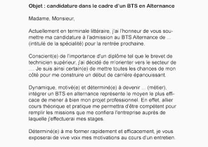 Lettre De Motivation Bts Cgo Alternance Brain Sa Page 15 Sur 74