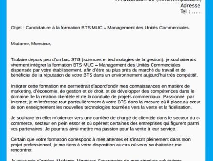 Lettre De Motivation Bts Nrc Lettre Motivation Bts Muc Alternance Unique Exemple Lettre De