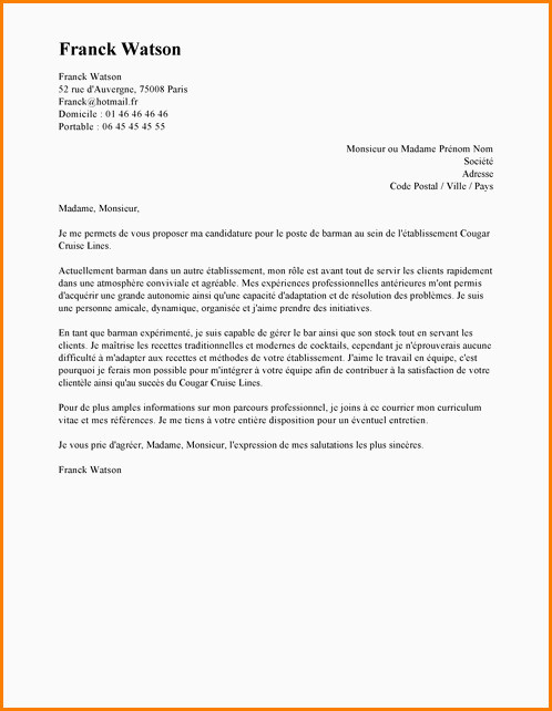 Lettre De Motivation Cariste Lettre De Motivation formation Cariste Meilleur De Lettre Motivation