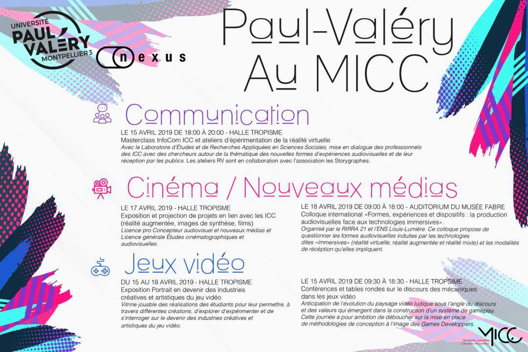 Lettre De Motivation Cinema Audiovisuel Media Tweets by Itic Montpellier Itic Mtp