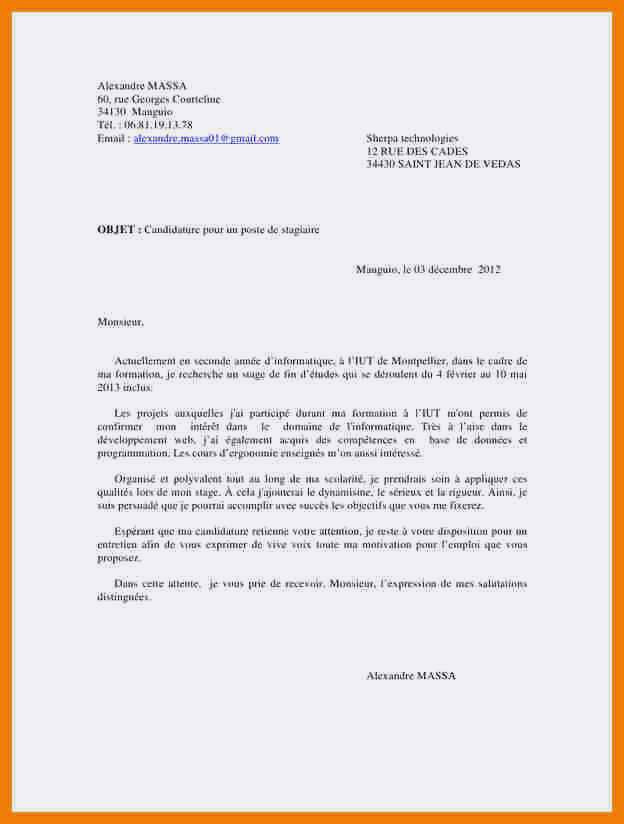 Lettre De Motivation Dcg Alternance 15 Lettre De Motivation Pour Contrat En Alternance