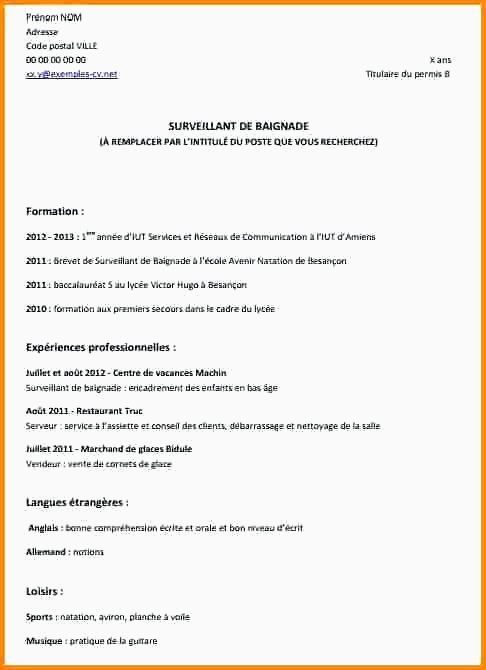 Lettre De Motivation Femme De Menage Sans Experience 15 Lettre De Motivation Saisonnier Sans Experience