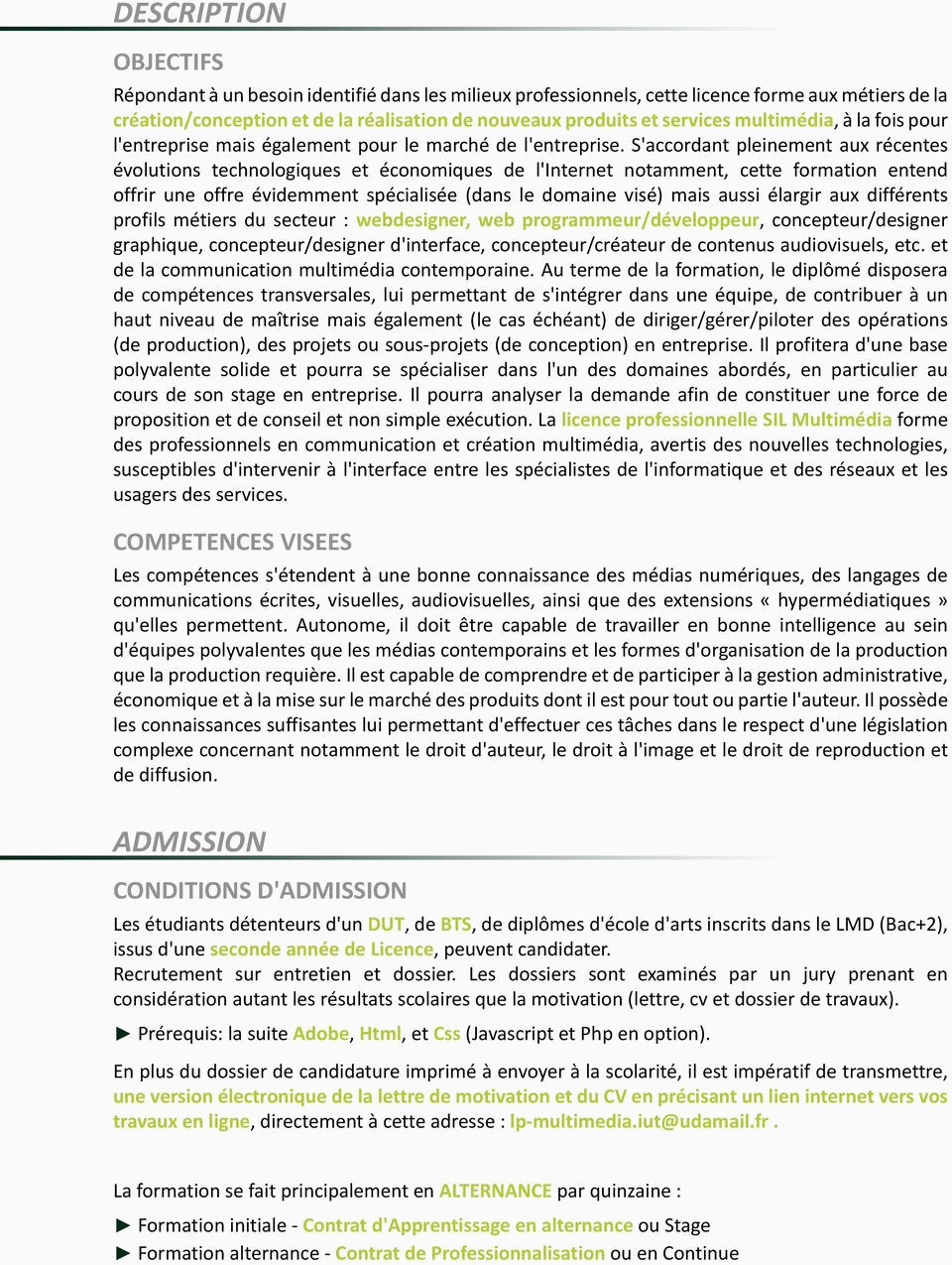 Lettre De Motivation formation Alternance 80 Lettre De Motivation formation Developpeur Web