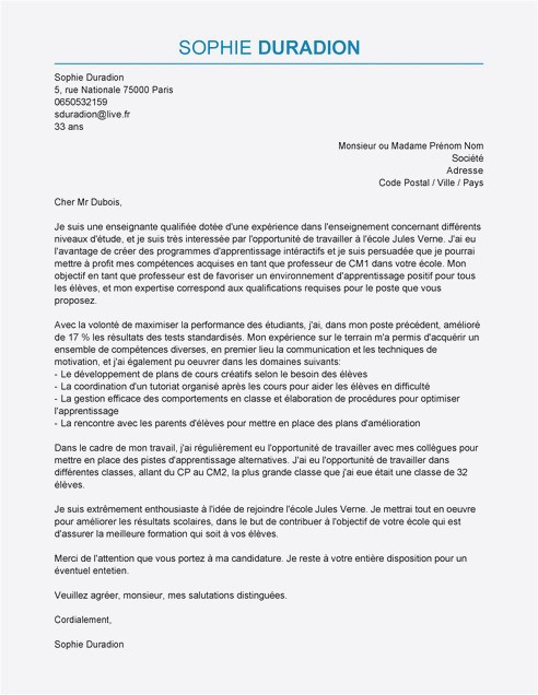 Lettre De Motivation formation Alternance Lettre De Motivation formation Alternance