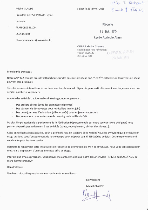 Lettre De Motivation formation Alternance Modele Lettre De Motivation formation Bpjeps Lettre Motivation