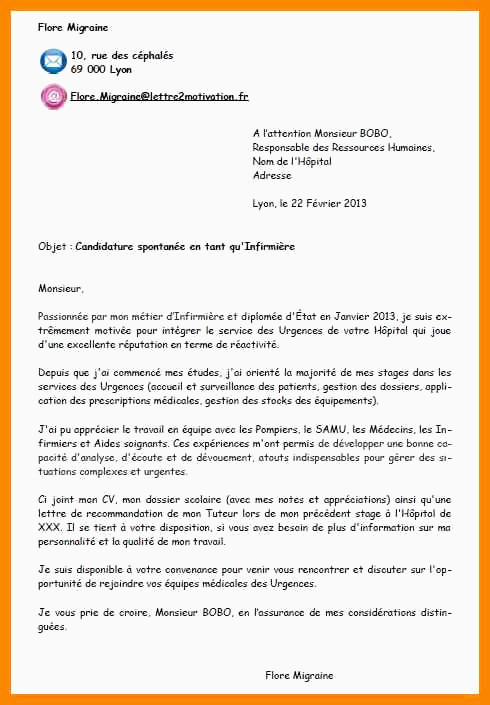 Lettre De Motivation formation En Alternance 50 Lettre De Motivation formation assistant Ressources Humaines