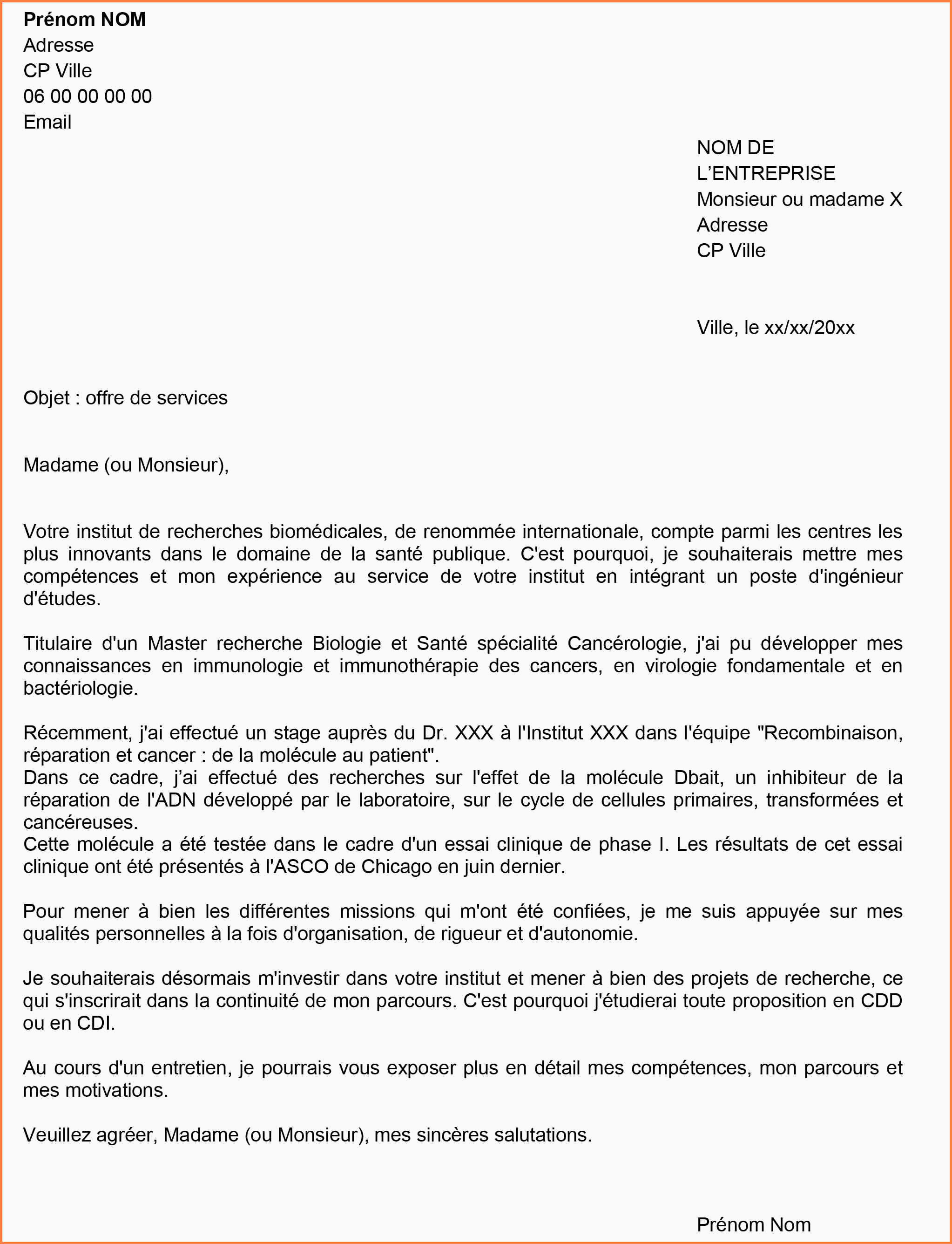 Lettre De Motivation Freelance 13 Mail Lettre De Motivation Candidature Spontanée