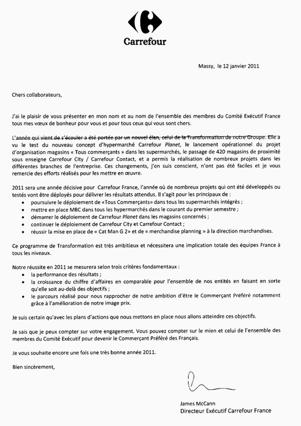 Lettre De Motivation Leclerc Drive Lettre De Motivation