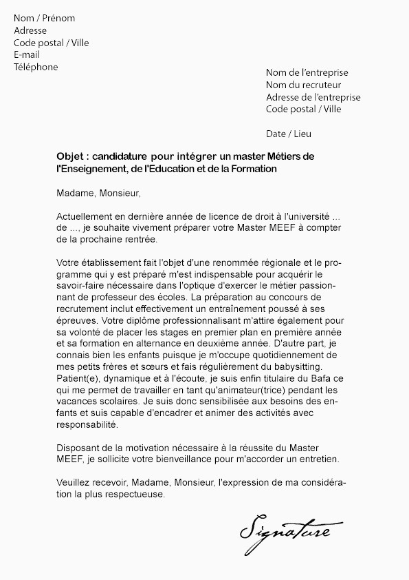 Lettre De Motivation Licence Rh Alternance Lettre De Motivation Alternance Rh Beau Mod¨les De Lettre Motivation