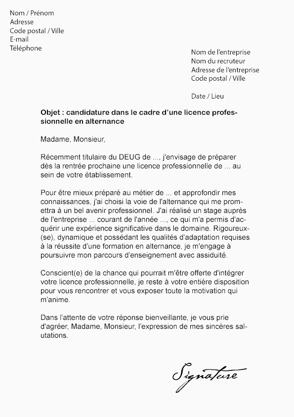 Lettre De Motivation Licence Rh Alternance Lettre De Motivation Rh Alternance Luxe Lettres De Motivation Faire