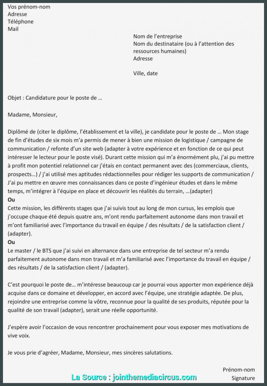 Lettre De Motivation Master Rh De Base Lettre De Motivation Candidature Master 2 Rh Lettre De
