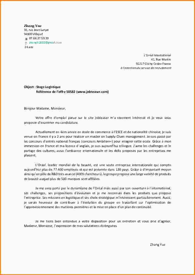 Lettre De Motivation Master Rh Fre Contrat Alternance Rh Gratuit Lettre De Motivation Master