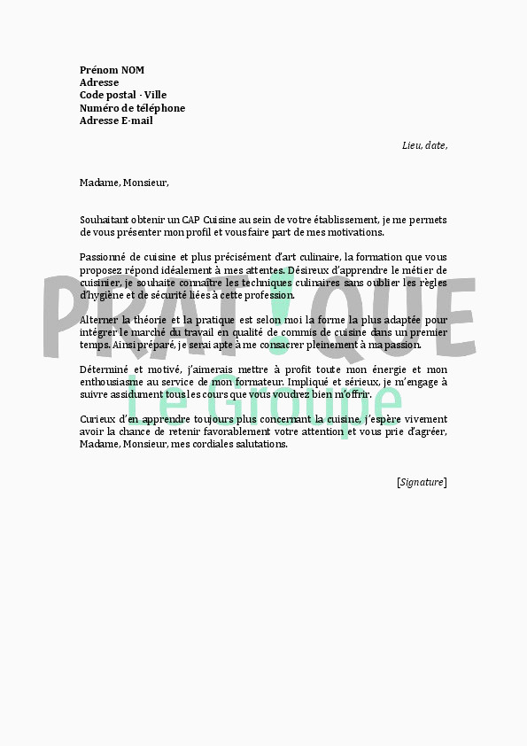 Lettre De Motivation Master Rh Trouver Un Contrat En Alternance De Base Lettre De Motivation
