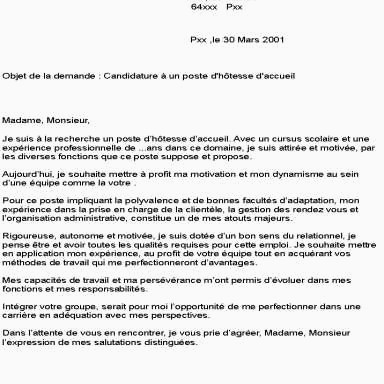 Lettre De Motivation Monoprix Créatif Exemple Lettre De Motivation Master Neuropsychologie Exemple