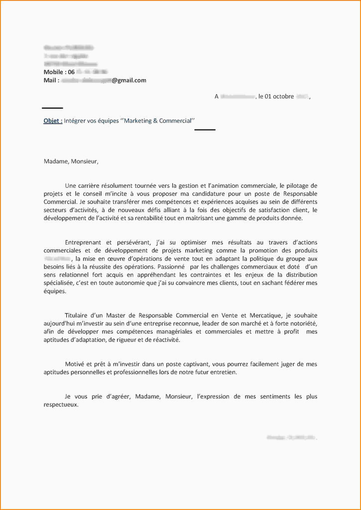Lettre De Motivation Monoprix Lettre De Motivation Monoprix