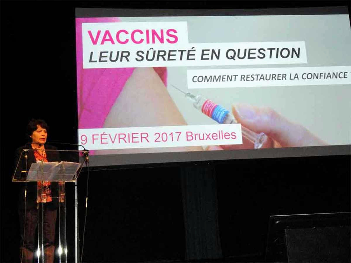 Lettre De Motivation Personnalisée La S Reté Vaccinale En Question Débat D Experts   Bruxelles Le