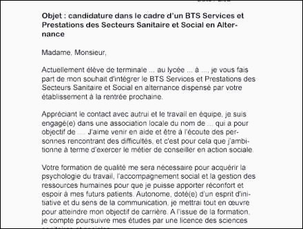 Lettre De Motivation Pour Bts Communication Beau 30 Lettre De Motivation Bts Opticien Lunetier