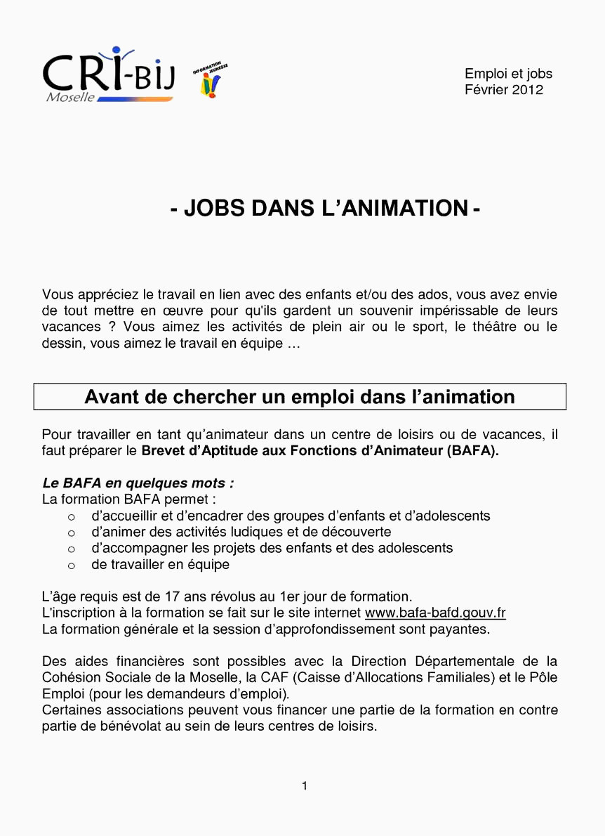 Lettre De Motivation Pour Un Second Emploi 24 Lettre De Motivation Creation D Entreprise Gratuite