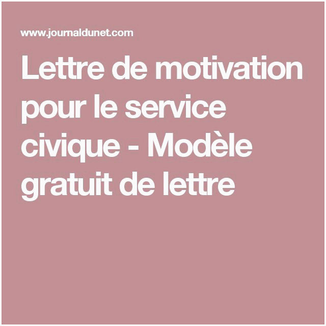 Lettre De Motivation Pour Un Service Civique Exemple De Question Jeu Ni Oui Ni Non Archives Ok Pubic Art 18
