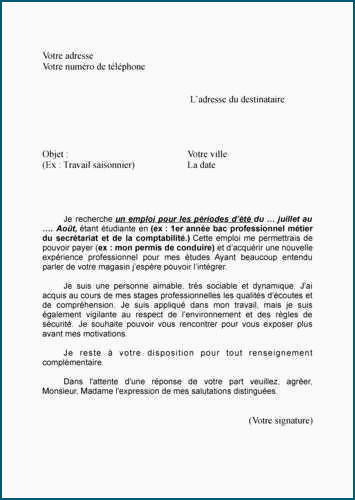 Lettre De Motivation Pour Vendeuse En Boulangerie Lettre De Motivation Vendeuse Boulangerie En8 Lettre De Motivation