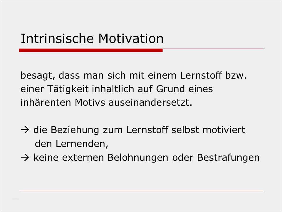 Lettre De Motivation Psychologie Intrinsische Motivation Beispiele Elegant Mitarbeiter Motivieren