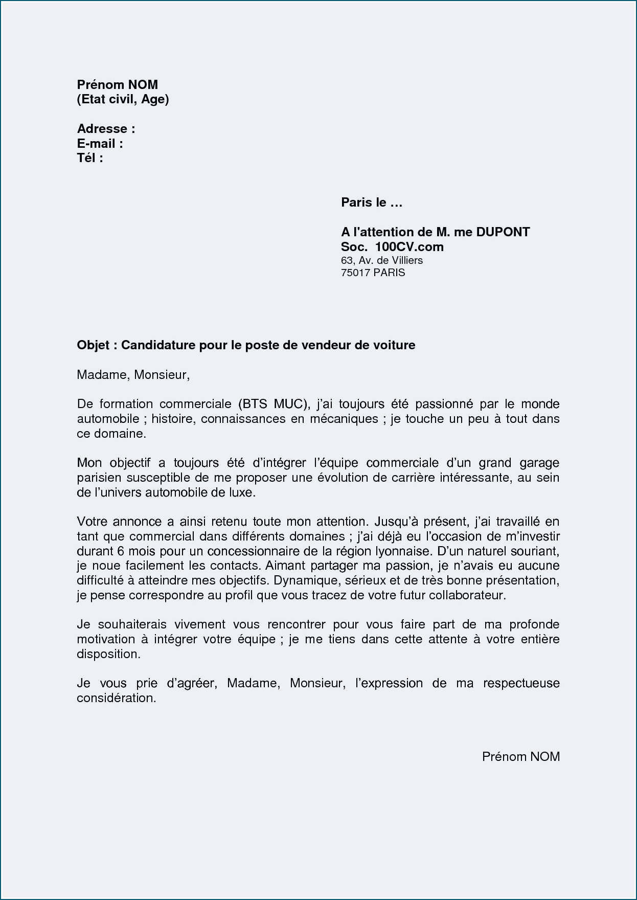 Lettre De Motivation Psychologie Lettre De Motivation Flunch Mn2 Inspiré Lettre De Motivation