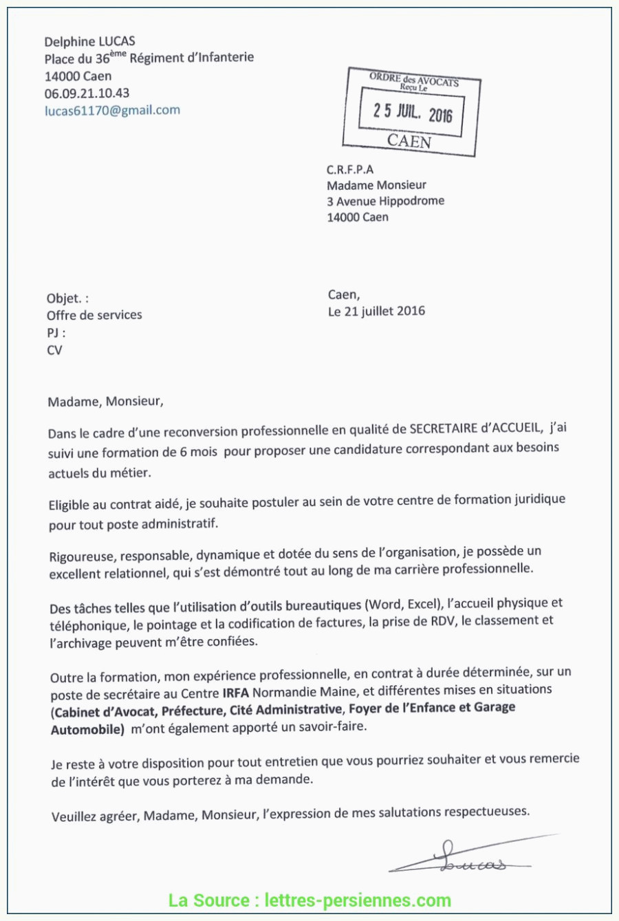 Lettre De Motivation Reconversion Professionnelle Agréable Lettre De Motivation Reconversion Vente Modele Lettre De