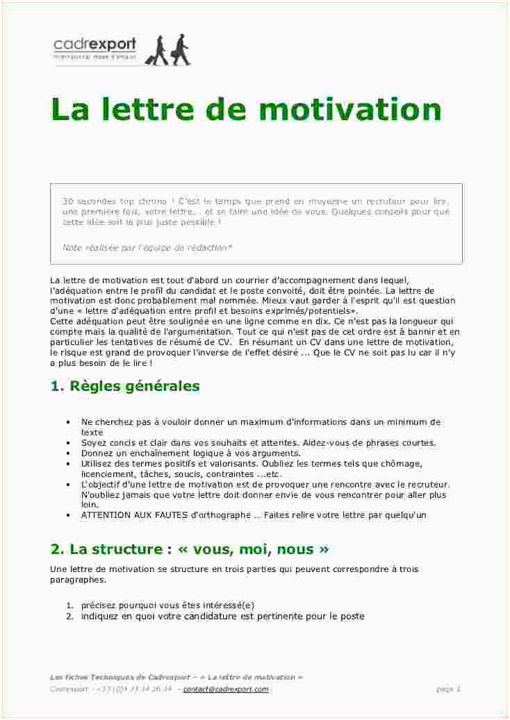 Lettre De Motivation Reconversion Professionnelle Exemple Lettre De Motivation Fongecif Reconversion