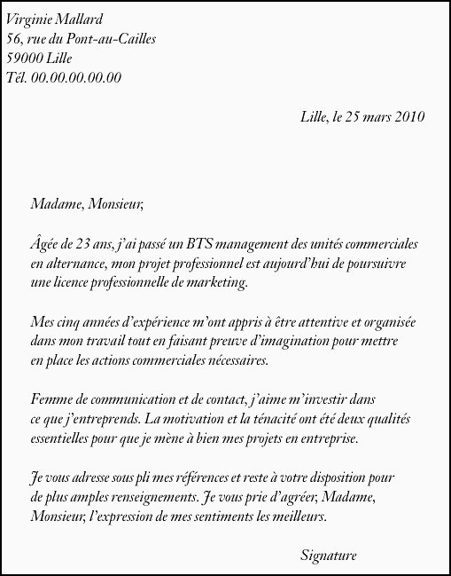 Lettre De Motivation Reconversion Professionnelle Génial 30 Lettre De Motivation Projet Professionnel Exemple S