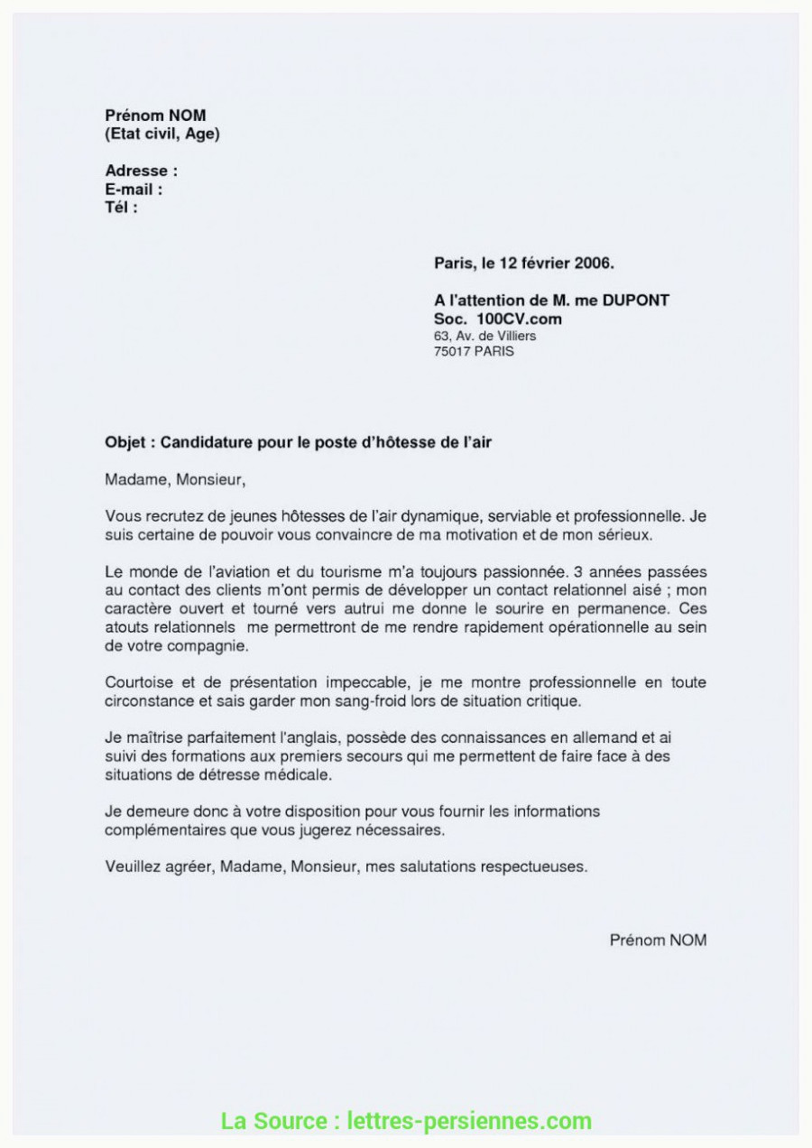 Lettre De Motivation Reconversion Professionnelle Nouveau Exemple Lettre Motivation formation Professionnelle Modele