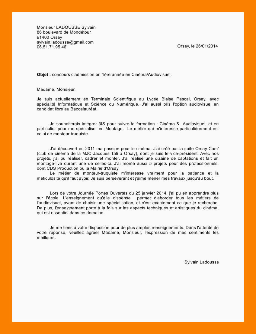 Lettre De Motivation Secrétaire Administrative Débutant Lettre De Motivation orange Business Service