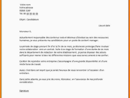 Lettre De Motivation Stage 3eme Commerce 13 Exemple Lettre De Motivation Stage 3e
