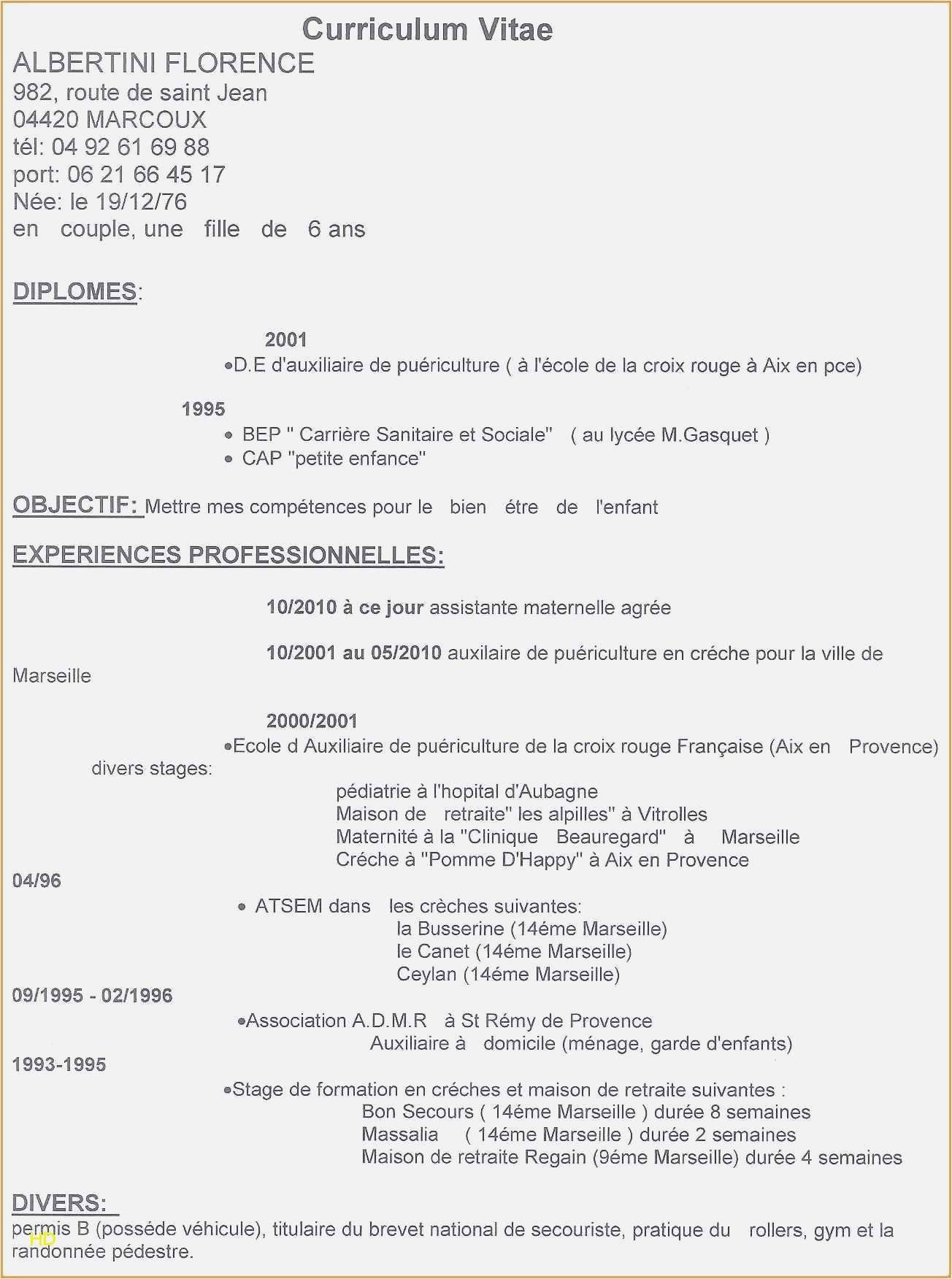 Lettre De Motivation Stage D Observation Hopital
