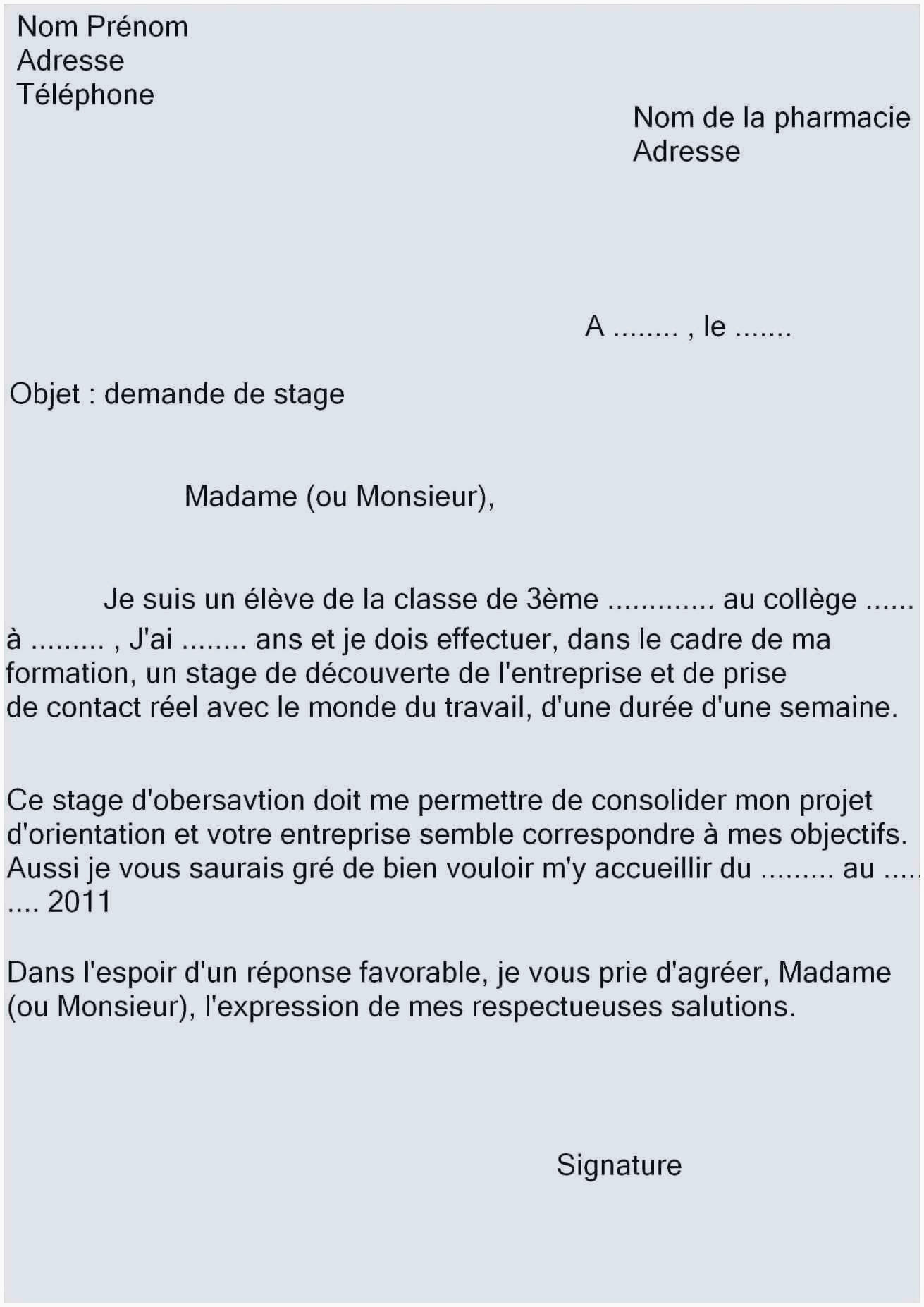 Lettre De Motivation Stage Journalisme Les Meilleur Exemple De Lettre De Motivation Pour Stage Cip